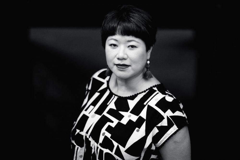 image: portrait of Eileen Chong