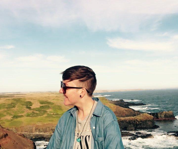 Image: portrait of Rebecca Jessen