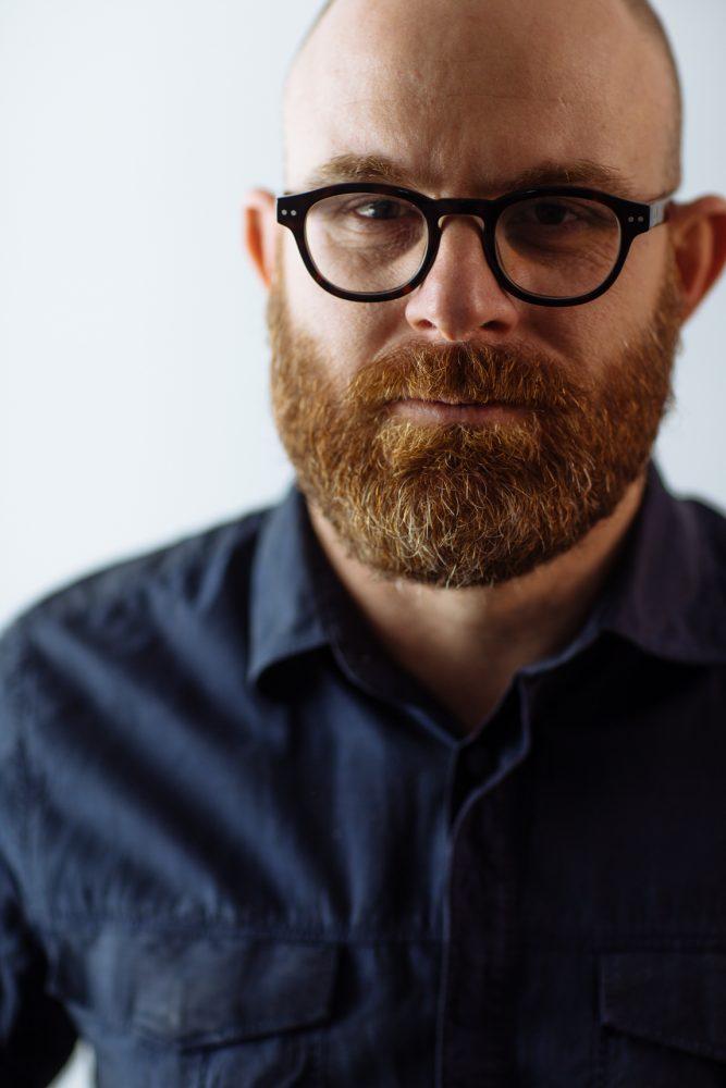 image: portrait of Liam Ferney