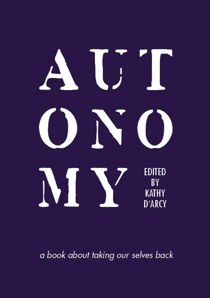 The cover of the book Autonomy